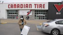 Canadian Tire sees second-quarter loss amid COVID-19 store closures