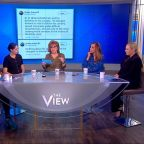 Meghan McCain responds to the president's tweets about her late father