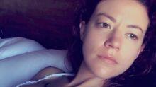 Fernanda Castillo se muestra sin maquillaje y le llueven elogios; mírala