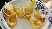 'Divorce him': Wife shames husband's chip and dip habit
