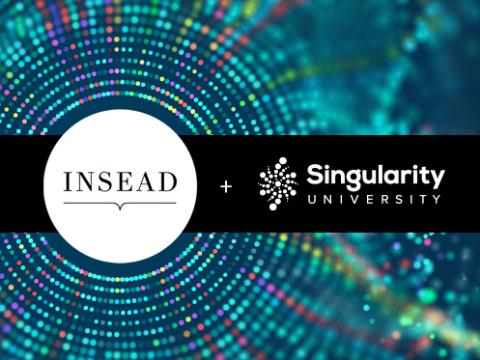 Singularity University and INSEAD Announce Partnership to Develop Leaders to Transform Business and Society