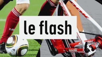 Tous sports - Le flash sports du 6juin