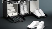 Louis Vuitton Has Created The Storage Your Rare Kicks Deserve