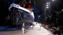 Chanel Set Sail (Quite Literally) For Cruise Show