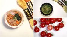 【圖集】日本神級食物刺繡師 拉麵/抹茶幾可亂真