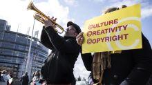 EU parliament backs copyright bill targeting US tech giants