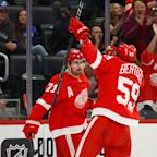 Detroit Red Wings' Tyler Bertuzzi contract settled by arbiter: One year, $3.5 million