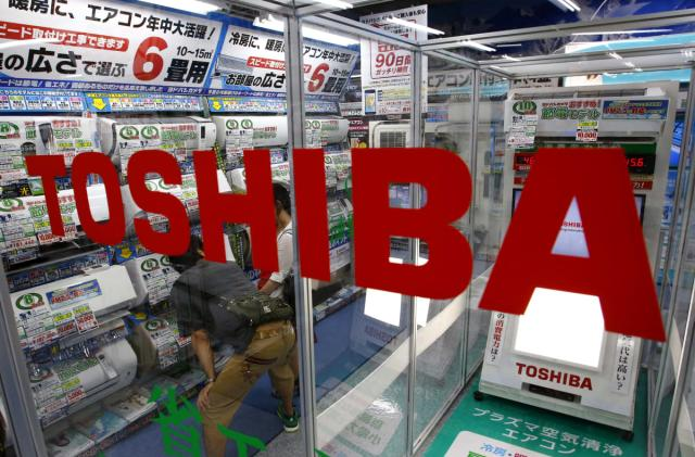 Toshiba is reportedly selling its camera sensor business to Sony