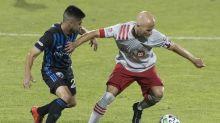 Toronto FC captain Michael Bradley could return to action Sunday against Atlanta