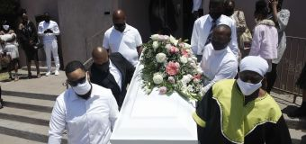 Funeral home's nightmare: 62 bodies stacked in chapel