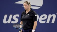 'So sad': Kim Clijsters collapse leaves US Open fans 'gutted'