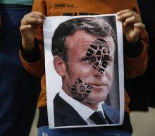 France reacts to boycott calls; Erdogan ups Macron insults