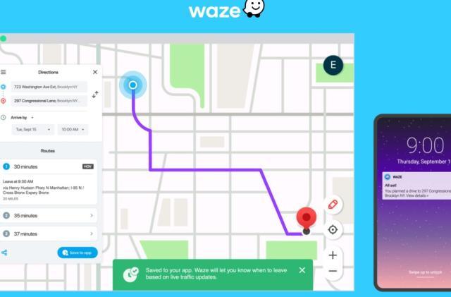 Waze's latest update adds lane guidance and proactive traffic updates