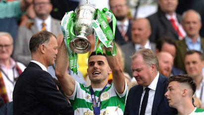 Rogic's Celtic nab historic double treble