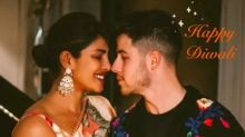 Priyanka Chopra and Nick Jonas Celebrate Diwali: 'Sending Love and Light To All,' Singer Says