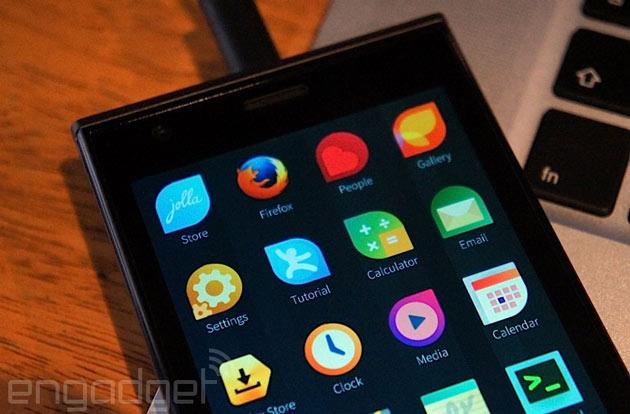 Sailfish to invade Android devices first by launcher, then full firmware assault