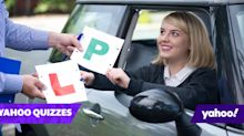 Quiz! Can you still pass a driving theory test?