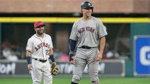 Aaron Judge offers gracious congratulations to AL MVP Jose Altuve