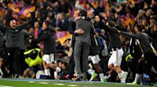 Allegri: Juventus could have played Barcelona for a whole day and not conceded