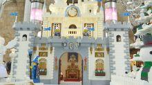 LEGO冰雪女王突襲!全港首個白色聖誕裝置7大必影位
