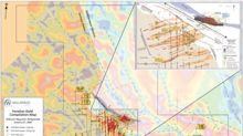 Wallbridge Intersects High-Grade Gold Veins up to 800 Metres Northwest of Fenelon's Known Footprint