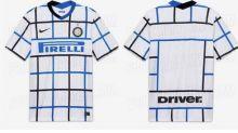 Pioggia di critiche sui social per la seconda maglia dell'Inter