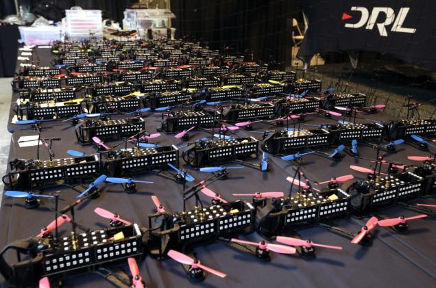 Drone racing is coming to Sky Sports next month