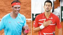 'Can't wait': Tennis world erupts over Nadal-Djokovic development