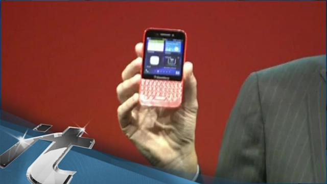 Florida Breaking News: BlackBerry Shifting Emphasis From Smartphones to Services
