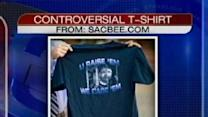 T-Shirt Controversy