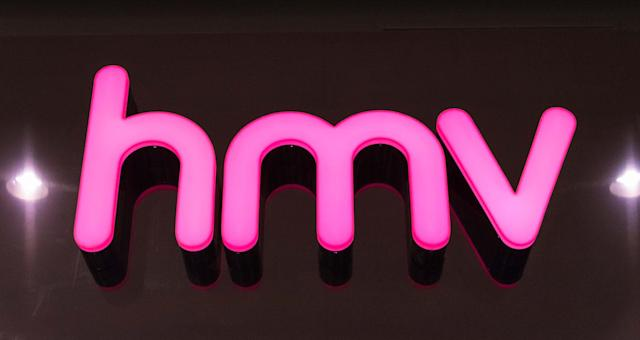 HMV is closing the gap with Amazon in the UK