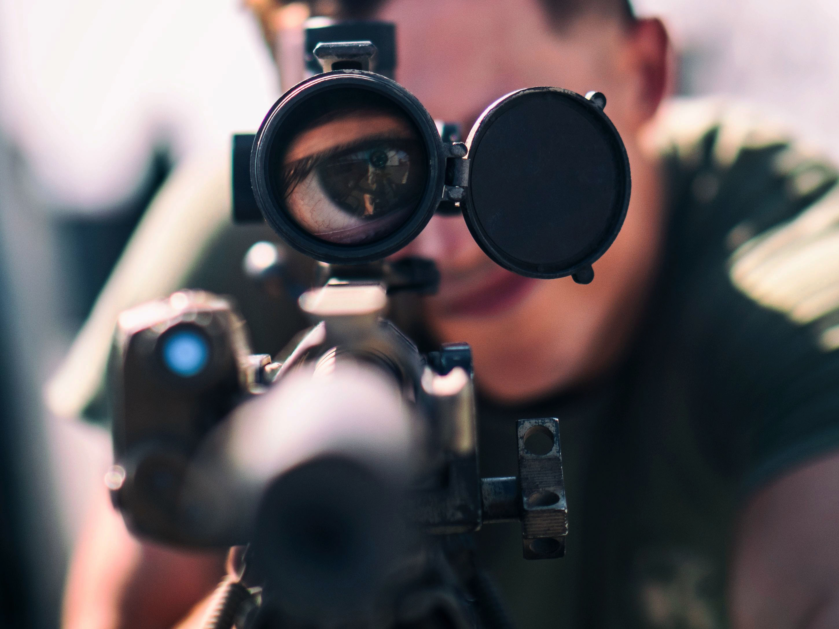 A Canadian sniper reportedly shot an ISIS fighter from over 2 miles away
