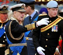 Prince Harry may have to wear suit instead of military uniform to Prince Philip's funeral