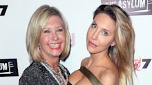 Chloe Lattanzi Quits Instagram Due to 'Incredibly Insensitive' Comments Amid Mother Olivia Newton-John's Cancer Battle