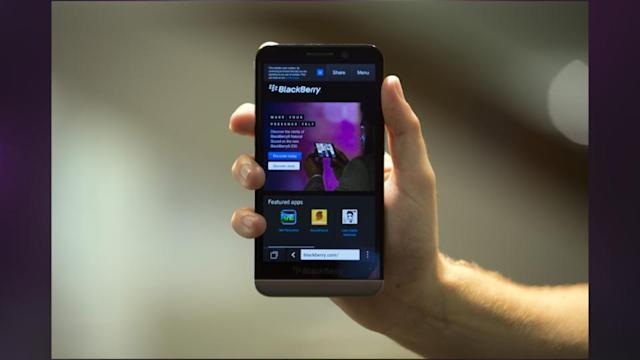 Longtime Manufacturing Partner Plans On 'disengaging With BlackBerry'