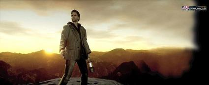 New Alan Wake Screens and details