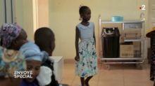 Fanta, la première petite fille opérée du cœur au Mali