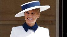 Los mejores looks de Melania Trump como primera dama
