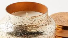 Anthropologie Just Came Out With Its Own Pumpkin Candle