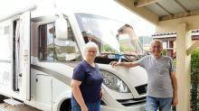"""""""Avec le Covid-19, mieux vaut être dans un camping-car que dans un bungalow"""" : les campingcaristes profitent d'un premier week-end de liberté depuis le déconfinement"""