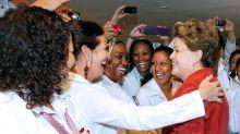 Retornam a Cuba primeiros 196 médicos que estavam no Brasil
