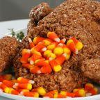 How to Make Rice Krispie Turkey