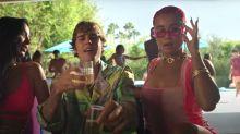 """Justin Bieber sale al rescate de Drake y DJ Khaled para el video """"Popstar"""" y revive su oscuro pasado"""