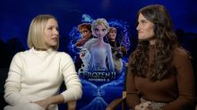 'I'll refund your 15 bucks if you don't like it': 'Frozen 2' star Kristen Bell confident the sequel was worth the wait
