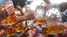 UK's beer demand hits Christmas levels over England's World Cup hopes