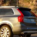 Uber orders Volvo XC90s for driverless fleet
