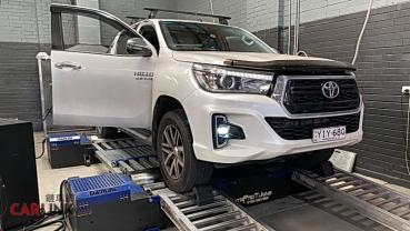 「改程式」+40hp!Toyota Hulix動力「一階改」推出問世