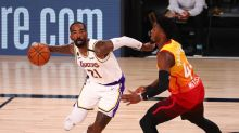 J.R. Smith is content with the Lakers, whether he plays or not