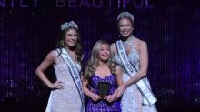 Cette jeune femme atteinte de trisomie 21 vient de marquer l'histoire des concours de beauté