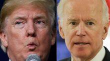 Late-Night TV Hosts Skewer Donald Trump And Joe Biden Over 'Embarrassing' Feud